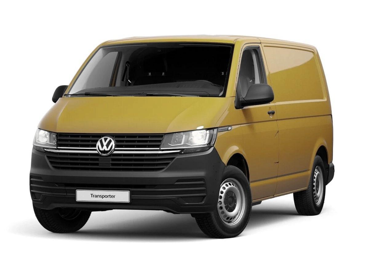 Volkswagen Transporter Van 2015 - по н.в.